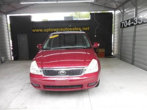 2011 Kia Sedona for sale at Uptown Auto Sales in Charlotte NC