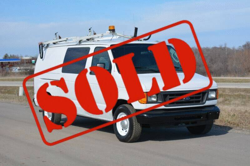 2006 Ford E-150 for sale at Signature Truck Center - Cargo Vans in Crystal Lake IL