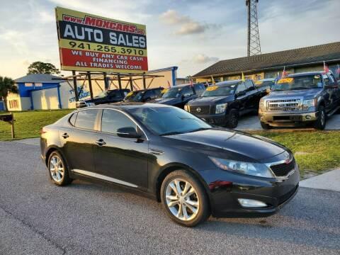 2013 Kia Optima for sale at Mox Motors in Port Charlotte FL