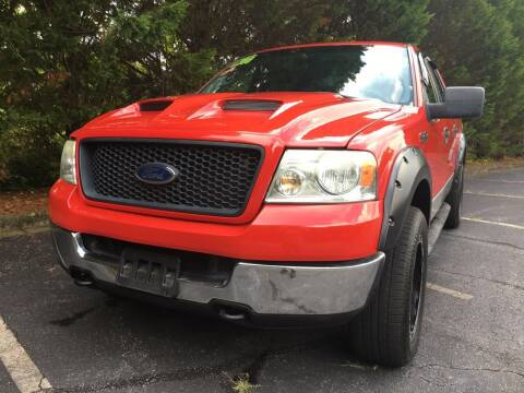 2005 Ford F-150 for sale at Lenoir Auto in Lenoir NC