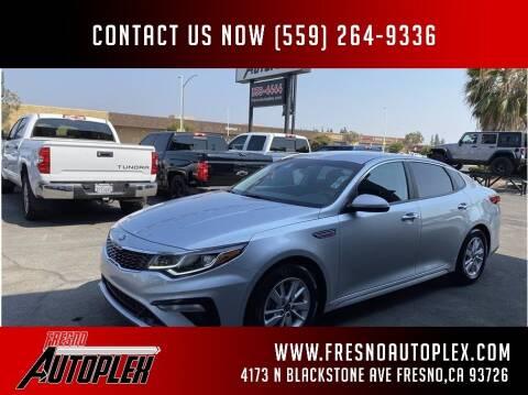 2019 Kia Optima for sale at Fresno Autoplex in Fresno CA