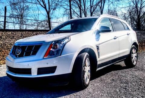 2010 Cadillac SRX for sale at Abingdon Auto Specialist Inc. in Abingdon VA