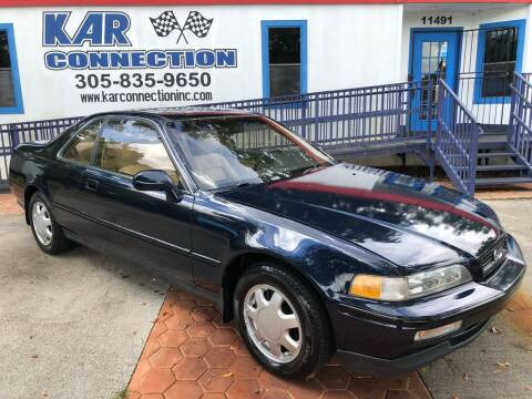 1991 Acura Legend for sale at Kar Connection in Miami FL