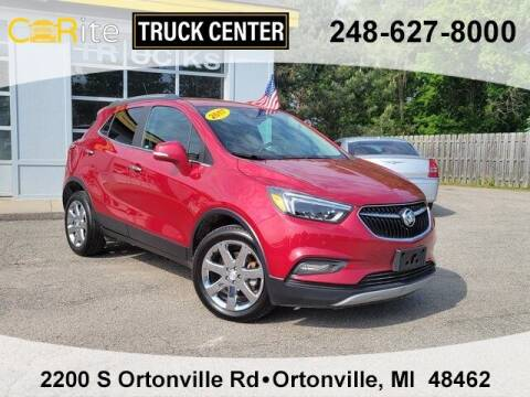 2017 Buick Encore for sale at Jamie Sells Cars 810 in Ortonville MI