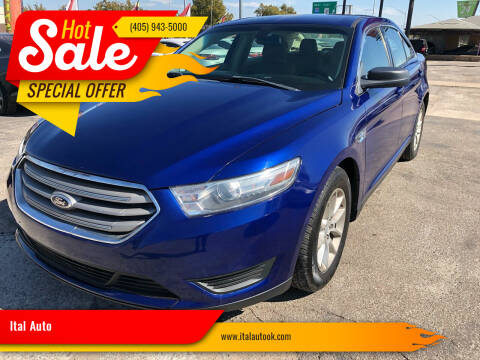 2013 Ford Taurus for sale at Ital Auto in Oklahoma City OK