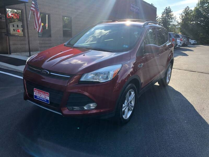 2013 Ford Escape for sale at CJ Clark's New England Motor Car Company in Hudson NH