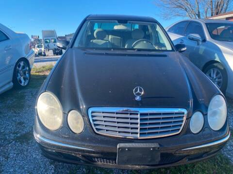 2005 Mercedes-Benz E-Class for sale at Z Motors in Chattanooga TN