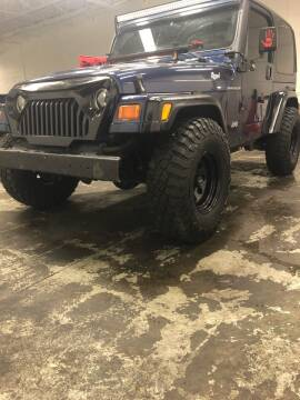 2000 Jeep Wrangler for sale at Paley Auto Group in Columbus OH