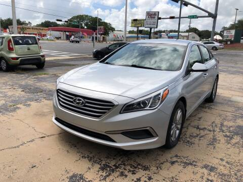2016 Hyundai Sonata for sale at Beach Cars in Fort Walton Beach FL