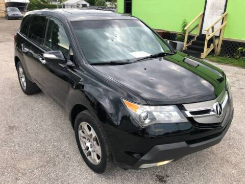 2007 Acura MDX for sale at Marvin Motors in Kissimmee FL