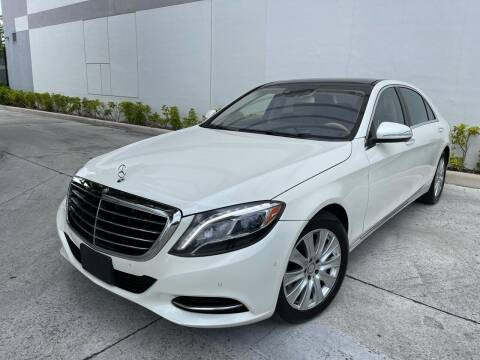 2014 Mercedes-Benz S-Class for sale at Auto Beast in Fort Lauderdale FL