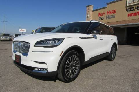 2020 Lincoln Aviator for sale at Import Motors in Bethany OK