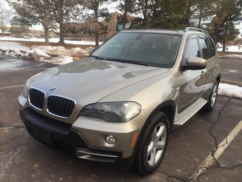 2009 BMW X5 for sale at QUEST MOTORS in Englewood CO