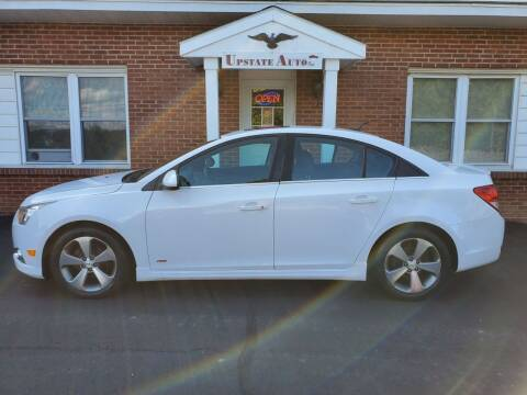 2011 Chevrolet Cruze for sale at UPSTATE AUTO INC in Germantown NY
