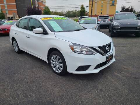 2017 Nissan Sentra for sale at Costas Auto Gallery in Rahway NJ