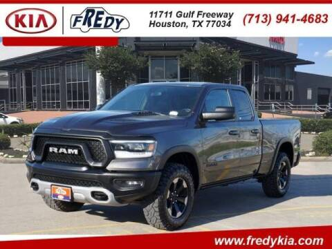2019 RAM Ram Pickup 1500 for sale at FREDYS CARS FOR LESS in Houston TX