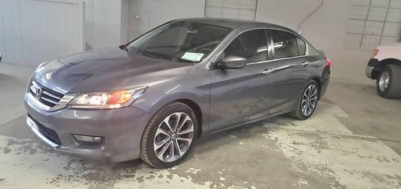 2015 Honda Accord for sale at Klika Auto Direct LLC in Olathe KS