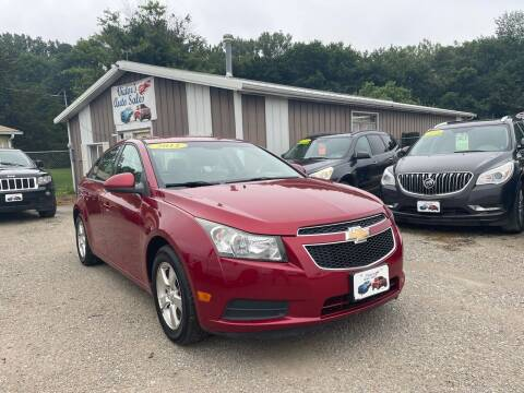 2011 Chevrolet Cruze for sale at Victor's Auto Sales Inc. in Indianola IA