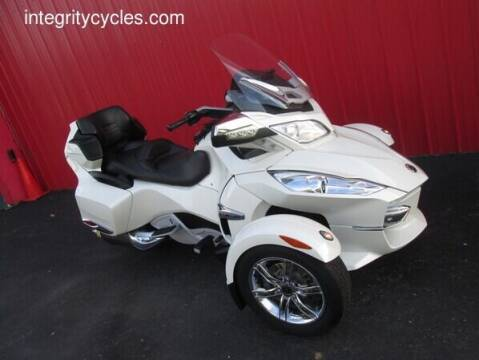 2012 Can-Am Spyder® RT Limited SE5  for sale at INTEGRITY CYCLES LLC in Columbus OH