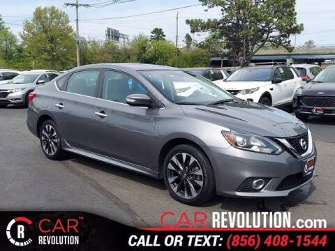 2018 Nissan Sentra for sale at Car Revolution in Maple Shade NJ