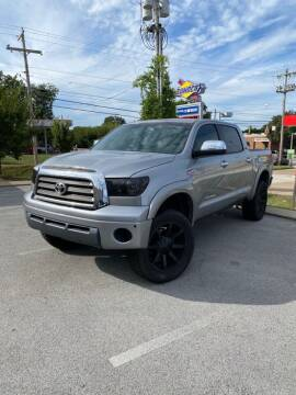 2008 Toyota Tundra for sale at Z Motors in Chattanooga TN