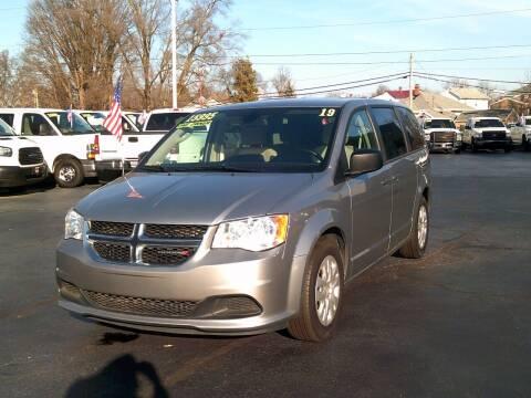 2019 Dodge Grand Caravan for sale at Stoltz Motors in Troy OH
