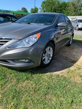 2013 Hyundai Sonata for sale at BRYANT AUTO SALES in Bryant AR