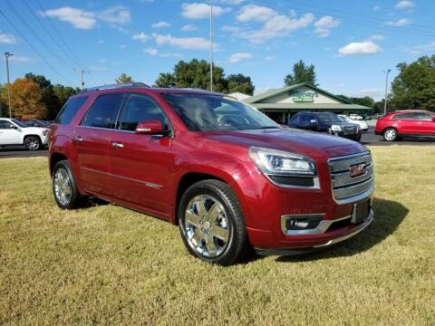2016 GMC Acadia for sale at Ridgeway's Auto Sales in West Frankfort IL