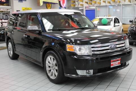 2010 Ford Flex for sale at Windy City Motors in Chicago IL