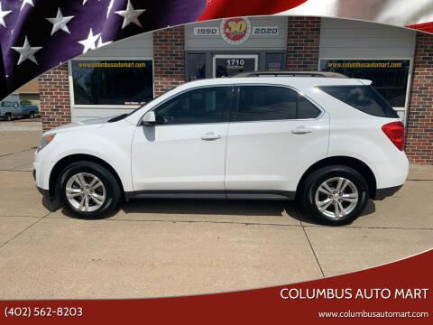 2011 Chevrolet Equinox for sale at Columbus Auto Mart in Columbus NE