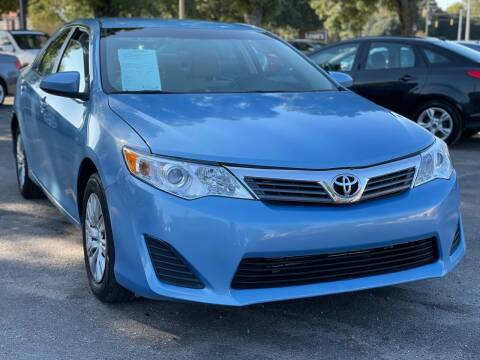 2012 Toyota Camry for sale at Atlantic Auto Sales in Garner NC