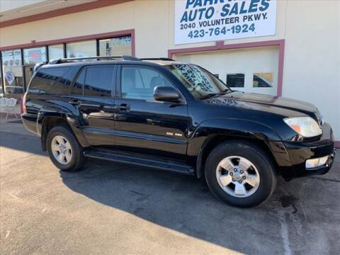 2005 Toyota 4Runner for sale at PARKWAY AUTO SALES OF BRISTOL in Bristol TN
