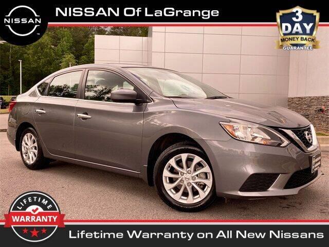 2019 Nissan Sentra for sale in Lagrange, GA