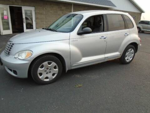 2006 Chrysler PT Cruiser for sale at SWENSON MOTORS in Gaylord MN