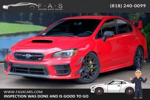 2019 Subaru WRX for sale at Best Car Buy in Glendale CA