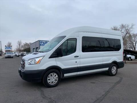 2016 Ford Transit Passenger for sale at P & R Auto Sales in Pocatello ID