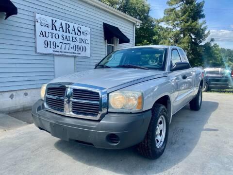 2005 Dodge Dakota for sale at Karas Auto Sales Inc. in Sanford NC
