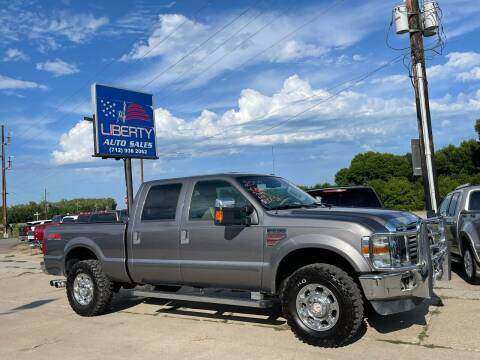 2009 Ford F-250 Super Duty for sale at Liberty Auto Sales in Merrill IA