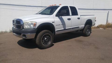 2009 Dodge Ram Pickup 2500 for sale at Advantage Auto Motorsports in Phoenix AZ