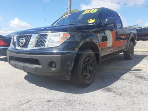 2007 Nissan Frontier for sale at GP Auto Connection Group in Haines City FL