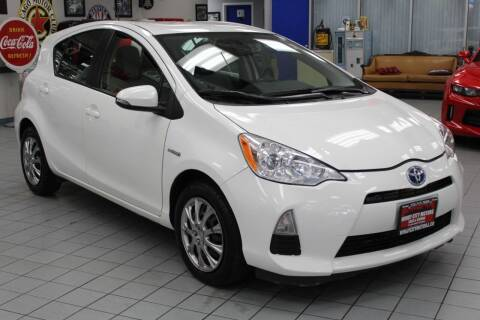 2014 Toyota Prius c for sale at Windy City Motors in Chicago IL