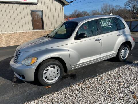 2009 Chrysler PT Cruiser for sale at Approved Automotive Group in Terre Haute IN