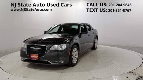2016 Chrysler 300 for sale at NJ State Auto Auction in Jersey City NJ