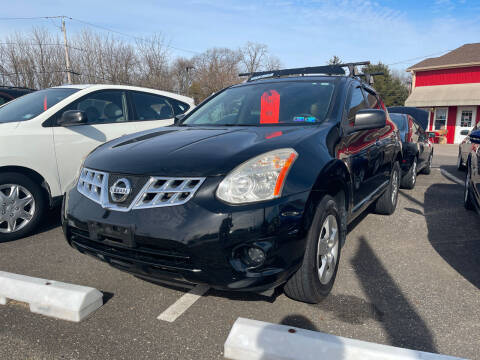 2011 Nissan Rogue for sale at JWP Auto Sales,LLC in Maple Shade NJ