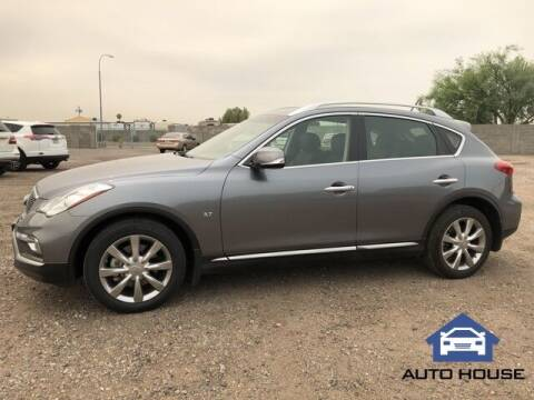 2017 Infiniti QX50 for sale at MyAutoJack.com @ Auto House in Tempe AZ