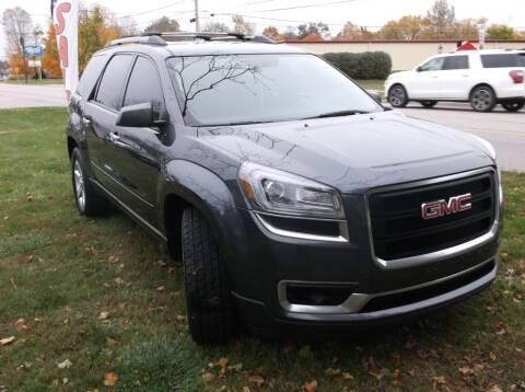 2014 GMC Acadia for sale at Straight Line Motors LLC in Fort Wayne IN