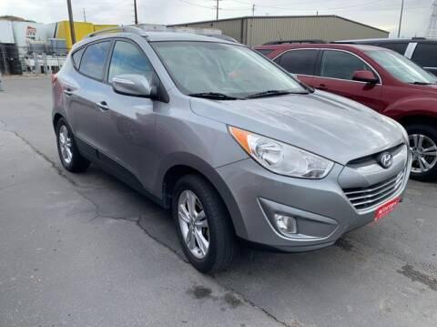 2013 Hyundai Tucson for sale at SCOTTIES AUTO SALES in Billings MT
