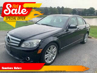 2009 Mercedes-Benz C-Class for sale at Hometown Motors in Jacksonville AR