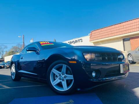 2011 Chevrolet Camaro for sale at Alpha AutoSports in Roseville CA