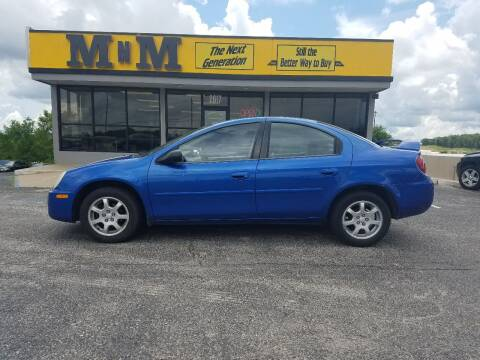 2004 Dodge Neon for sale at MnM The Next Generation in Jefferson City MO